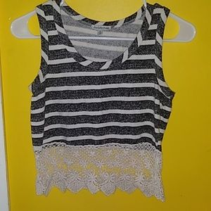 Women's Charlotte Russe top small